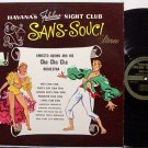 Aquino, Ernesto - Havana's Famous Night Club Sans Souci - Vinyl LP Record - Latin Jazz