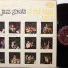 Albam, Manny And The Jazz Greats Of Our Time - Vol. 1 - Vinyl LP Record