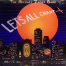 Zager, Michael Band - Let's All Chant - Sealed Vinyl LP Record - Disco Dance