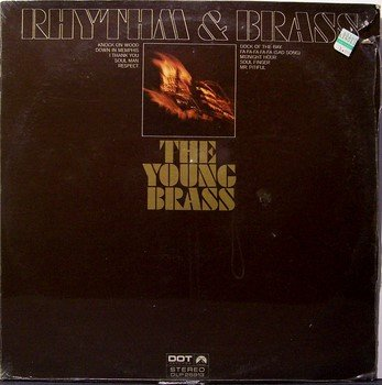 Young Brass, The - Rhythm & Brass - Sealed Vinyl LP Record - R&B Soul