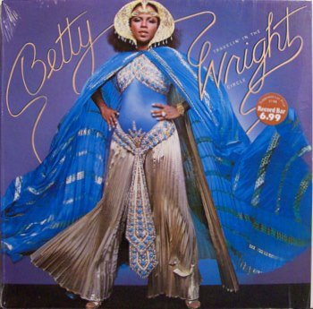 Wright, Betty - Travelin' In The Circle - Sealed Vinyl LP Record - R&B Soul