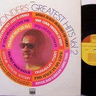 Wonder, Stevie - Greatest Hits Vol. 2 - Vinyl LP record - R&B Soul