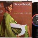 Wilson, Nancy - Nancy Naturally - Vinyl LP Record - R&B Soul Pop