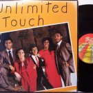 Unlimited Touch - Self Titled - Vinyl LP Record - R&B Soul