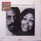 Turner, Ike & Tina - The Gospel According To Ike And Tina - Sealed Vinyl LP Record - R&B Soul Gospel