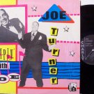 Turner, Joe - Jumpin' With Joe - Vinyl LP Record - UK Pressing - R&B Soul