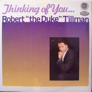 Tillman, Robert The Duke - Thinking Of You - Sealed Vinyl LP Record - R&B Soul