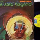 Taylor, Johnnie - One Step Beyond - Vinyl LP Record - German Pressing - R&B Soul