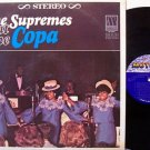 Supremes, The - Live At The Copa - Vinyl LP Record - R&B Soul