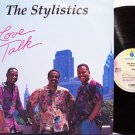 Stylistics, The - Love Talk - Vinyl LP Record - R&B Soul