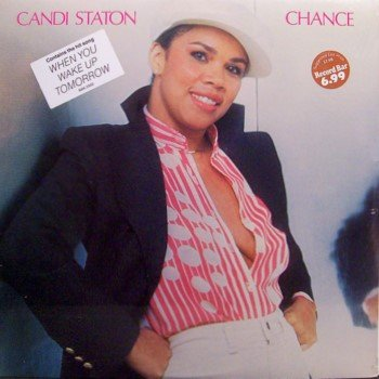 Staton, Candi - Chance - Sealed Vinyl LP Record - Candy - R&B Soul