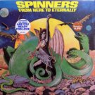 Spinners, The - From Here To Eternally - Sealed Vinyl LP Record - R&B Soul