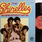 Shirelles, The - 16 Greatest Hits - Vinyl LP Record - R&B Soul