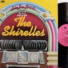 Shirelles, The - Juke Box Giants 20 Hits Of - Vinyl LP Record - R&B Soul