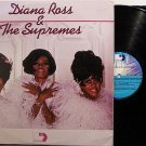 Ross, Diana & The Supremes - Triple Album of Hits - Vinyl 3 LP Record Set - R&B Soul
