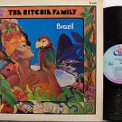 Ritchie Family, The - Brazil - Vinyl LP Record - Disco Dance