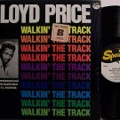 Price, Lloyd - Walkin' The Track - Vinyl LP Record - R&B Soul