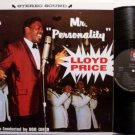 Price, Lloyd - Mr. Personality - Vinyl LP Record - R&B Soul