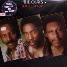 O'Jays, The - So Full Of Love - Sealed Vinyl LP Record - R&B Soul