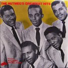Nutmegs, The - Greatest Hits - Sealed Vinyl LP Record - R&B Soul