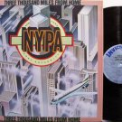 New York Port Authority / NYPA - Three Thousand Miles From Home - Vinyl LP Record - R&B Soul