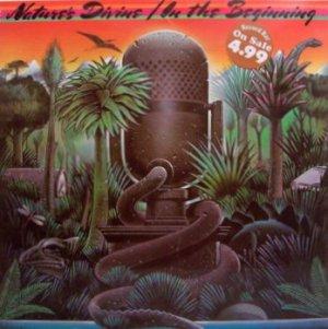 Nature's Divine - In The Beginning - Sealed Vinyl LP Record - R&B Disco Funk