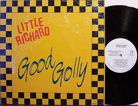 Little Richard - Good Golly - Vinyl LP Record - R&B Soul