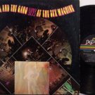 Kool & The Gang - Live At The Sex Machine - Vinyl LP Record - R&B Soul
