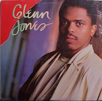 Jones, Glenn - Self Titled - Sealed Vinyl LP Record - R&B Soul