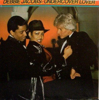 Jacobs, Debbie - Undercover Lover - Sealed Vinyl LP Record - R&B Soul Disco Dance