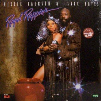 Jackson, Millie & Isaac Hayes - Royal Rappin's - Sealed Vinyl LP Record - R&B Soul