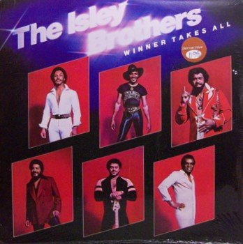 Isley Brothers, The - Winner Takes All - Sealed Vinyl 2 LP Record Set - R&B Soul