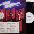 Isley Brothers, The - Winner Takes All - White Label Promo - Vinyl 2 LP Record Set - R&B Soul