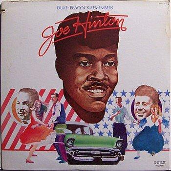 Hinton, Joe - Duke Peacock Remembers - Sealed Vinyl LP Record - R&B Soul