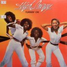 High Energy - Turnin' On - Sealed Vinyl LP Record - R&B Disco Dance