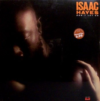 Hayes, Isaac - Don't Let Go - Sealed Vinyl LP Record - R&B Soul