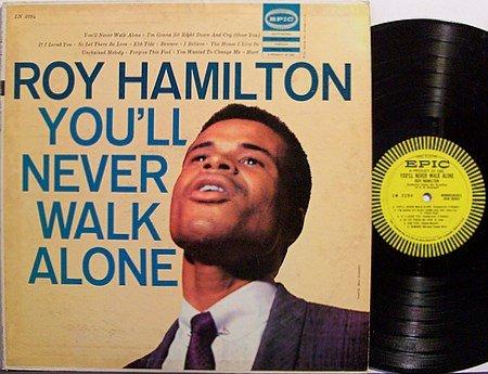Hamilton, Roy - You'll Never Walk Alone - Vinyl LP Record - R&B Soul Pop