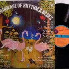 Golden Age Of Rhythm & Blues - Various Artists - Vinyl 2 LP Record Set - Chess Label -  R&B Soul