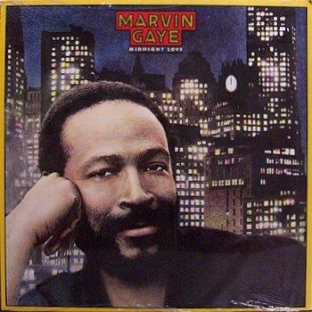 Gaye, Marvin - Midnight Love - Sealed Vinyl LP Record - R&B Soul