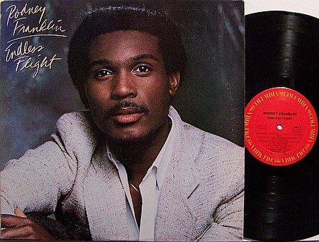 Franklin, Rodney - Endless Flight - Vinyl LP Record - R&B Soul
