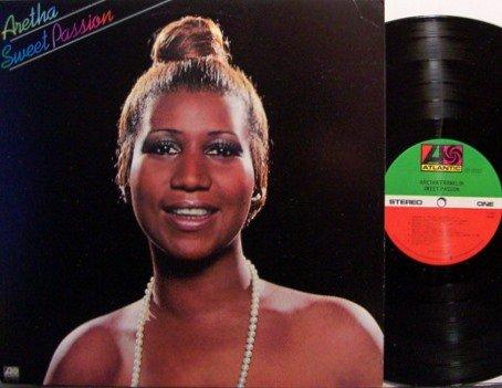 Franklin, Aretha - Sweet Passion - Vinyl LP Record - R&B Soul