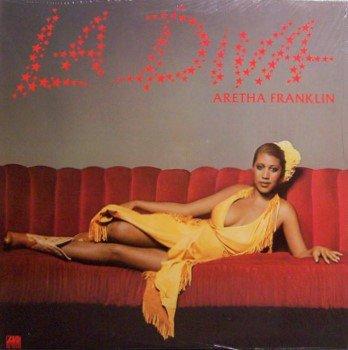 Franklin, Aretha - Lady Diva - Sealed Vinyl LP Record - R&B Soul