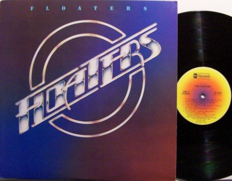Floaters, The - Self Titled - Vinyl LP Record - Float On - R&B Soul