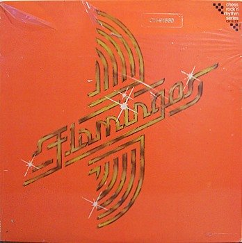 Flamingos, The - Self Titled - Sealed Vinyl LP Record - R&B Soul