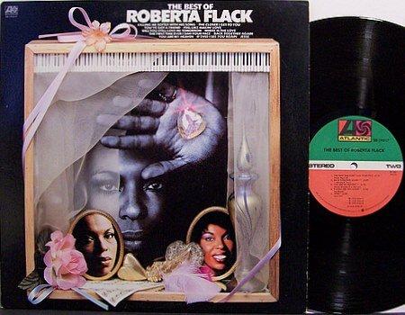 Flack, Roberta - The Best Of Roberta Flack - Vinyl LP Record - R&B Soul