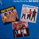 Fat Boys, The - The Best Part Of The Fat Boys - Sealed Vinyl LP Record - R&B Soul