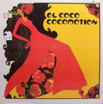 El Coco - Cocomotion - Sealed Vinyl LP Record - R&B Disco Dance