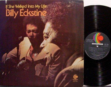 Eckstine, Billy - If She Walked Into My Life - Vinyl LP Record - R&B Soul