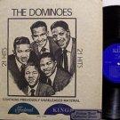 Dominoes, The - 21 Hits - Vinyl LP Record - R&B Soul