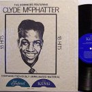 Dominoes, The Featuring Clyde McPhatter - 18 Hits - Vinyl LP Record - R&B Soul